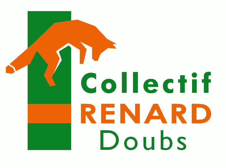 logo Collectif Renard Doubs
